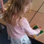 Een kijkochtend in de klas van de jongste dochter