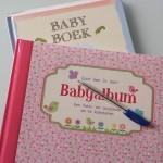 Babyalbums bijwerken: voor later héél handig