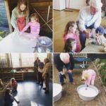 'Zee smakelijk' in het Fries Scheepvaart Museum: mijn dochters vonden 't super