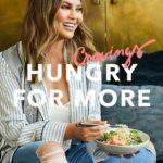 Een nieuw kookboek van Chrissy Teigen! Hallo Cravings: Hungry For More