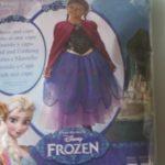 En toen kregen we opeens een gratis Frozen jurk