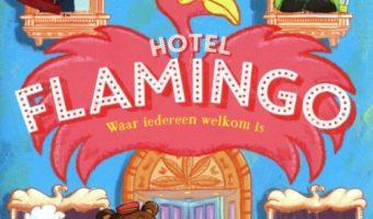 Jeugdboeken - Hotel Flamingo