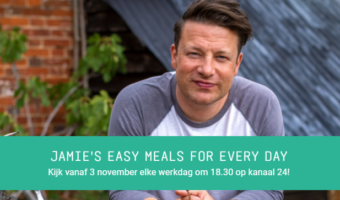 Jamie's Easy Meals For Everyday