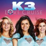 Naar K3 Love Cruise (krijg die liedjes maar eens uit je hoofd)
