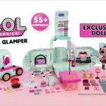 En toen kochten de dochters de L.O.L. Glamper zelf ...