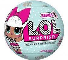 L.O.L. Surprise bal
