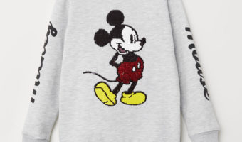 Mickey Mouse trui