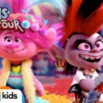 Trolls Worldtour: Wat een gezellige film