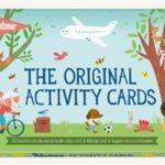 Milestone activity cards: kaarten voor nieuwe mijlpalen in het leven van je kind
