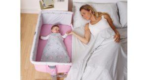 Ideaal voor co-sleeping: het inventieve wiegje Chicco Next2Me