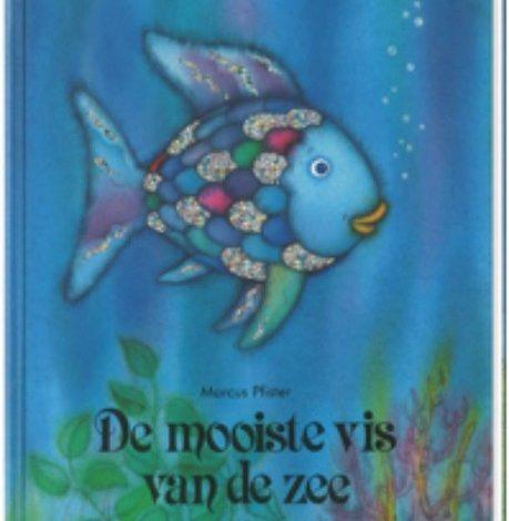 Wat een heerlijk kinderboek: De Mooiste Vis van de Zee