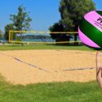 Turnen of volleybal (mijn dochter kon niet kiezen)