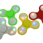 De nieuwste speelgoedrage: Fidget Spinners