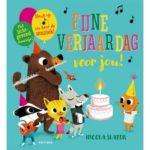 Wat een gezellig boekje voor de peuter: Fijne Verjaardag voor Jou! - Nicola Slater