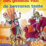 Kinderboekentip: Het geheim van de bevroren tante - Elisabeth Mollema