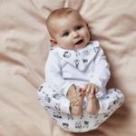 Hé, wat leuk: Wehkamp lanceert eigen babykleding-collectie: 'Beasty'