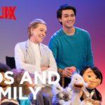 Dit wordt zó leuk: de nieuwe kinderserie Julie's Greenroom vanaf 17 maart op Netflix