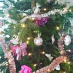 Zou een enigszins stijlvolle kerstboom hier ooit gaan lukken?
