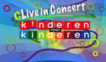 Kinderen voor Kinderen live in Concert 2018