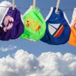 Hé, dat lijkt handig: wasbare zwemluiers van Monkey Doodlez en Imse Vimse