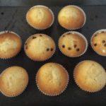 Muffins maken met de meisjes (met een kapotte mixer)