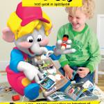'Afblijven' zegt mijn peuter: het speelgoedboek voor Sinterklaas